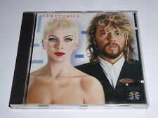 The Eurythmics - Revenge (1986) - GENUINE CD ALBUM rca EXCEL CONDIT West Germany
