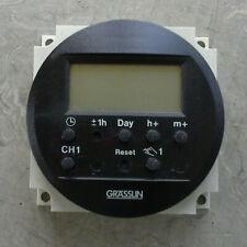 Uhr für Automix digital