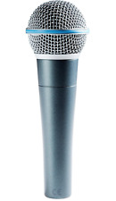 Shure Beta 58a Supercardioid Dynamic High Output Microphone BETA58A