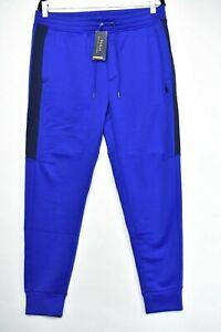 NEW Polo Ralph Lauren Men's Performance Track Pants Royal Blue $98.50