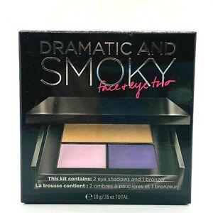 Victoria's Secret ❤️ Dramatic and Smoky Face & Eye Trio, Discontinued, NIB