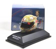 ARAI Helmet  Sebastian Vettel - Austin 2012