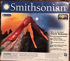 Smithsonian Glow-In-The-Dark Giant Volcano Kit for Girls & Boys 8+    A3