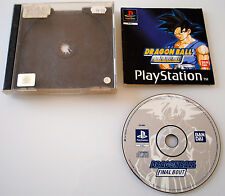 Jeu DRAGON BALL FINAL BOUT sur Playstation 1 PS1 REMIS A NEUF