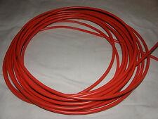 Bowdenzug Außenhülle Rot Bremse und Schaltung Teflon 2 m Rolle 1,95€ je m