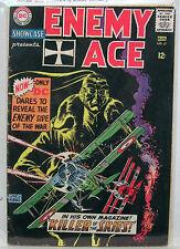 Enemy Ace Showcase #52 DC Silver Age Comic Book- G/VG (L4787-ARRI)