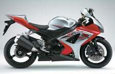 GSXR1000K7 TOUCH UP KIT MARBLE ERAKIS RED MISTY SILVER