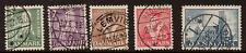 Denmark S 00006000 G298/302 1936 Anniv Reformation F/Used