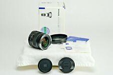 Carl ZEISS DISTAGON T* 25mm f/2.8 > ZF.2 > Lens Nikon Built-in CPU *MINT* RARE