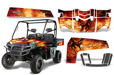 POLARIS RANGER XP 500 700 900D 2010-2014 CREATORX GRAPHICS KIT DRAGONBLAST
