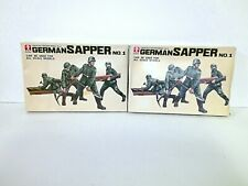 Bandai German Sapper No.1 1:48 Scale Scale Soldiers Sealed Bag