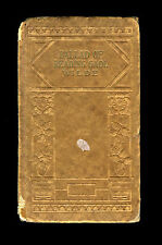 Ultra-Rare Ballad of Reading Gaol, Oscar Wilde (c.1898) American Edition