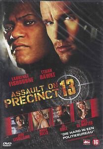 Assault on Precinct 13      new dvd in seal