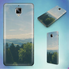 TREES HARD BACK CASE FOR ONEPLUS PHONES