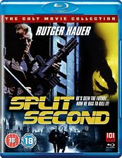 Split Second    Blu Ray    (Brand New)   Rutger Hauer