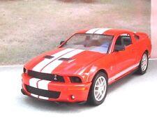 MUSTANG SHELBY  GT 500  2007 Échelle 1/24éme NEUVE