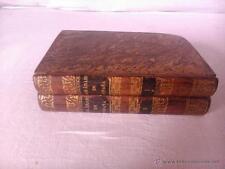 HISTORIA DE LA DOMINACIÓN DE LOS ÁRABES 1844,JOSÉ ANTONIO CONDE(FALTA TOMO 3)