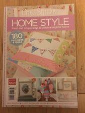 Cross piqueuse Home Style Livre 170 pages 2012 question