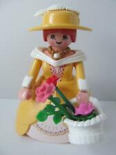 Playmobil Dollshouse/Palace/Wedding guest figure: Lady & flower basket NEW