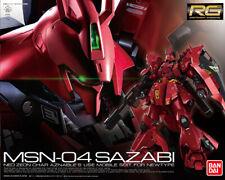 -=] BANDAI - RG Real Grade MSN-04 SAZABI 1/144 Model Kit [=-