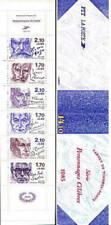 1985 Bande Carnet BC2360A Personnages célèbres Ecrivains ★★ neuf sans ch. 25€