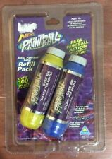 Nrg Paintball Color Refill Pack in Yellow & Blue by Toymax #80757 New