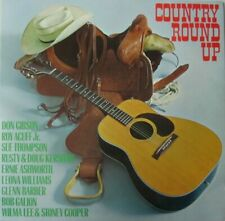 COUNTRY ROUND UP - LP