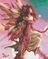 FAIRY # 5 - CROSS STITCH CHART