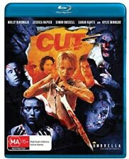 Cut [New Blu-ray] Australia - Import