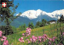 BR2887 Massif Du MOnt Blanc  france