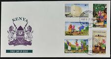 Kenya 1994, Maendeleo Ya Vianawake Organization FDC First Day Cover #C54110