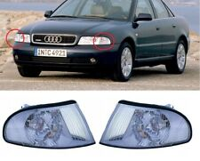 NEW Audi A4 1994-1998 Clean Corner Turn Signal Lights Set DEPO LEFT+RIGHT