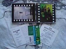 YES The Yes Album CD JAPAN OBI