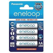 Panasonic Eneloop AA HR6 1900mAh Rechargeable Batteries | 4 Pack