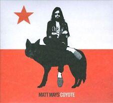Coyote [Digipak] * by Matt Mays (CD, Apr-2013, Sonic)