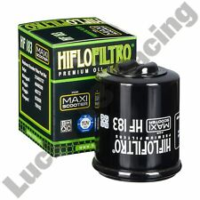HF183 oil filter Aprilia Benelli Derbi Gilera Piaggio Vespa HiFlo Filtro