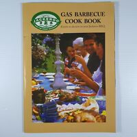 JACKEROO GAS BARBECUE COOK BOOK - BBQS - BARBEQUE STOVE COOKING