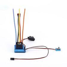 120A ESC Sensored Brushless Speed Controller For 1/8 1/10 Car/Truck Crawler GL
