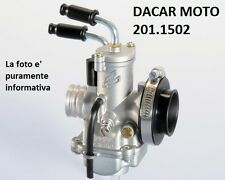 201.1502 CARBURATORE POLINI PIAGGIO NRG MC3 H2O - NRG Power DD