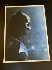 A Dark Knight BATMAN Giclee Art Print Poster Daniel Taylor Printers Proof Mondo