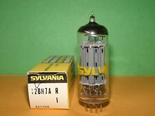 Sylvania Canada 12BH7 A  Vacuum Tube  Strong Balanced Results = 3200/3000