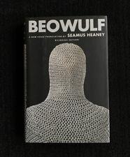 Beowulf translation by Seamus Heaney 2000 Farrar, Straus & Giroux HCDJ