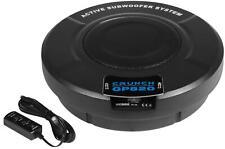 CRUNCH GP820 Reserverad Aktiv Subwoofer Aktivbox für Felge 300 Watt inkl Remote