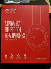 MPOW H7 Bluetooth wireless Headphones BH162A Over Ear, 18 Hrs, Blue