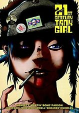 21st Century Tank Girl New Hardcover Book Alan C. Martin, Jamie Hewlett, Warwick