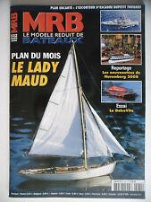 MRB - Modèle Réduit de Bateau #532 (REVUE) Le Lady Maud - Le DolceVita