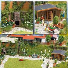 Busch 1226 Flower Garden Kit HO Gauge