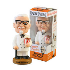 Funko Wacky Wobbler Colonel Sanders KFC Kentucky Fried Chicken Bobble Head