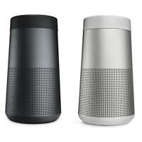 Bose SoundLink Revolve Portable 360 Bluetooth Speaker - Triple Black & Lux Gray