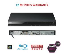 Multi Region Sony BDP-S570 3D 1GB Blu-Ray DVD Player FULL HD WiFi USB FREE HDMI